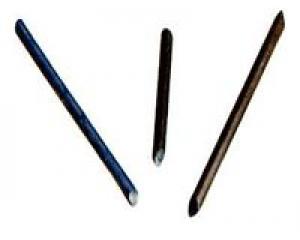 V型芒刺线针