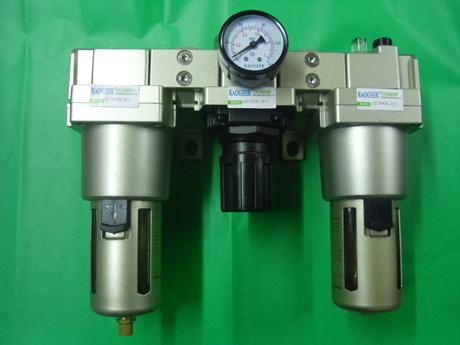 油水分离器过三联件